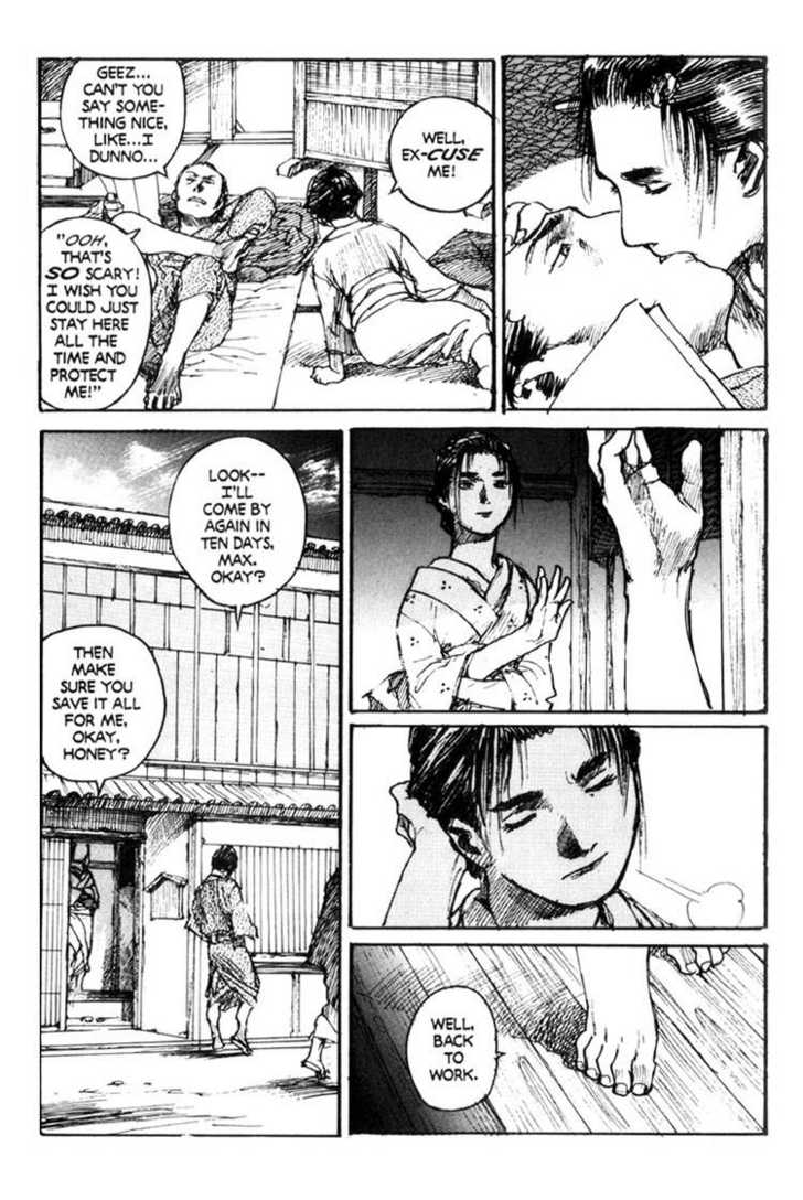 Blade of the Immortal 3 Page 4