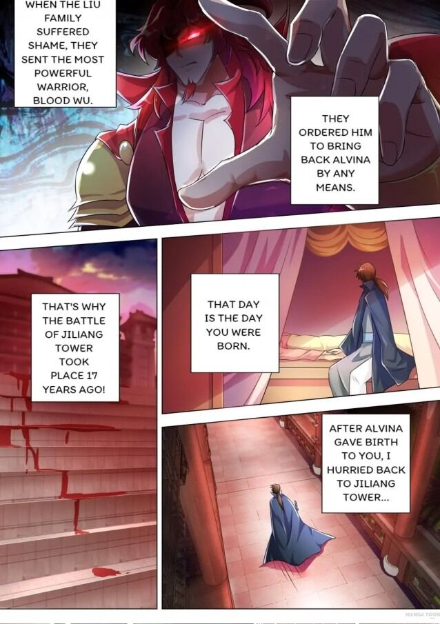 Spirit Sword Sovereign 258 Page 1