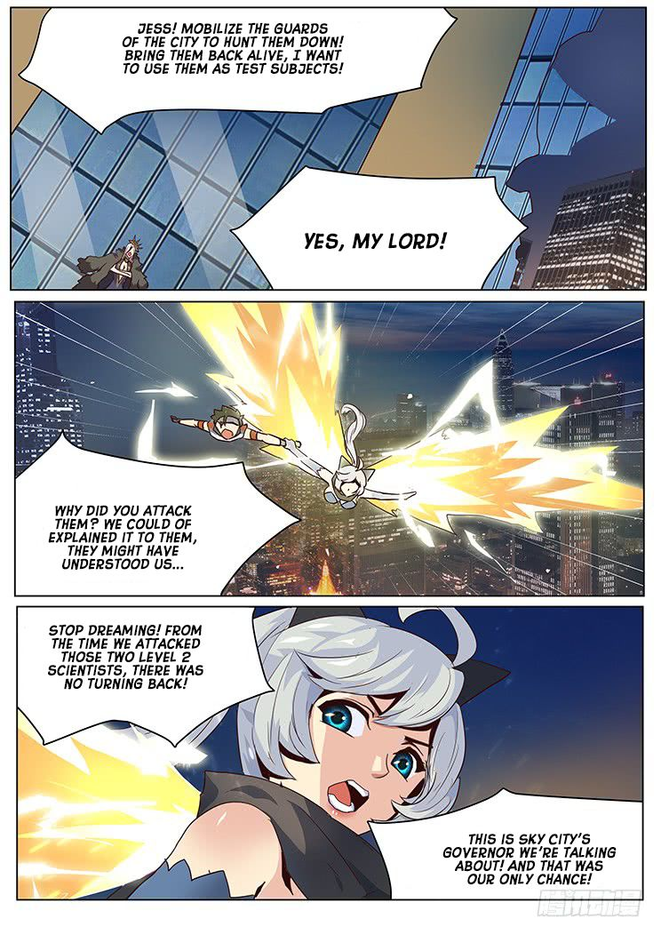 Girl and Science 30 Page 4
