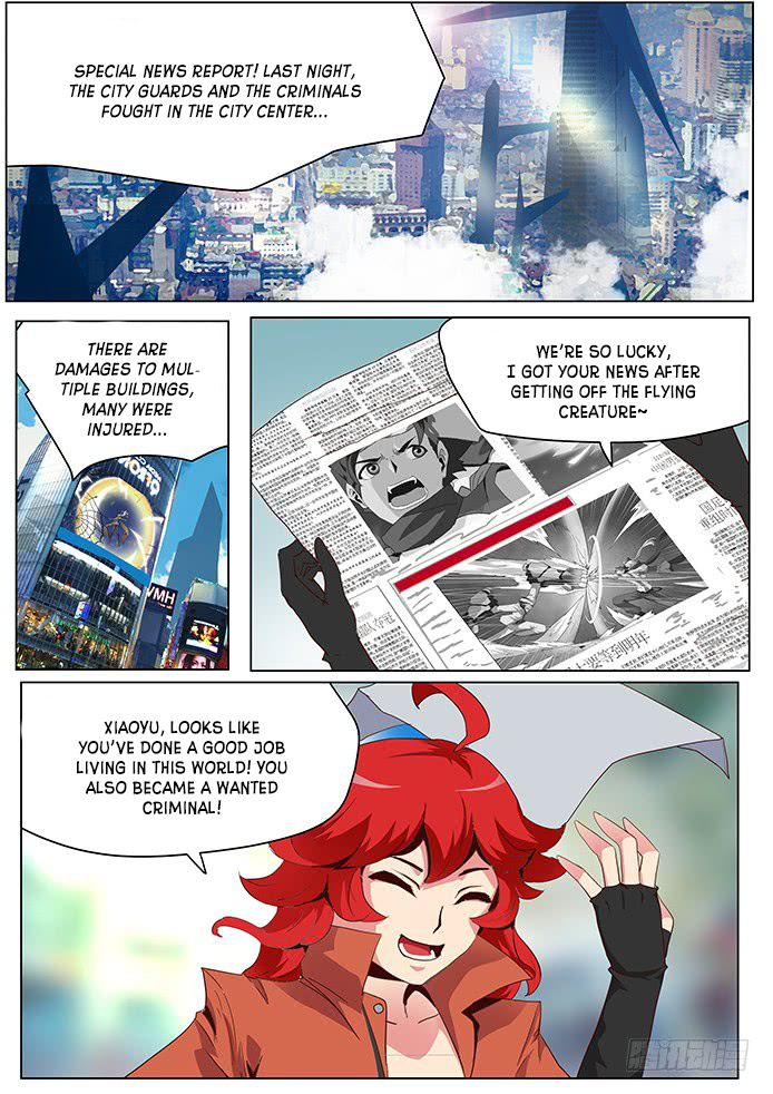 Girl and Science 34 Page 2