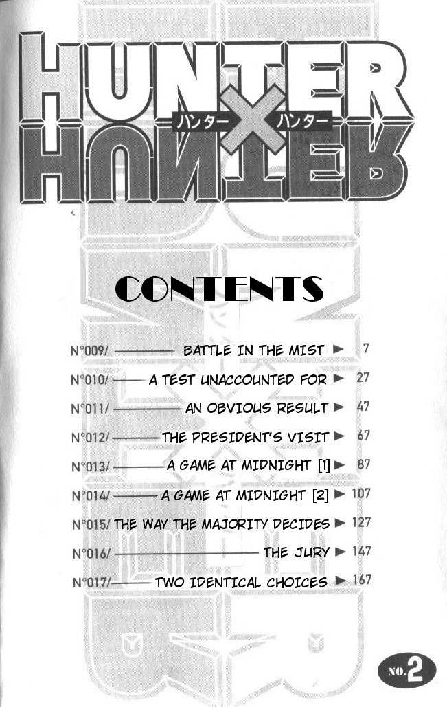 Hunter X Hunter 9 Page 2