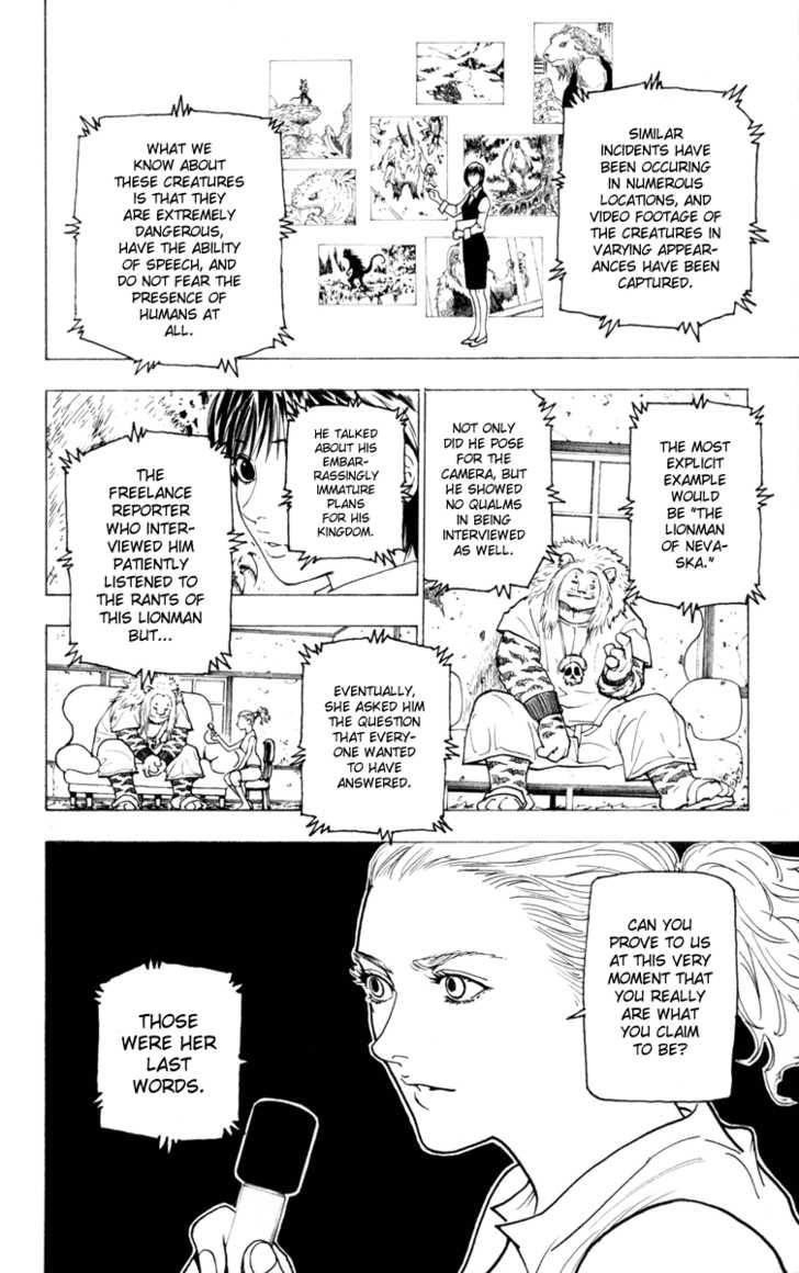 Hunter X Hunter 224 Page 2