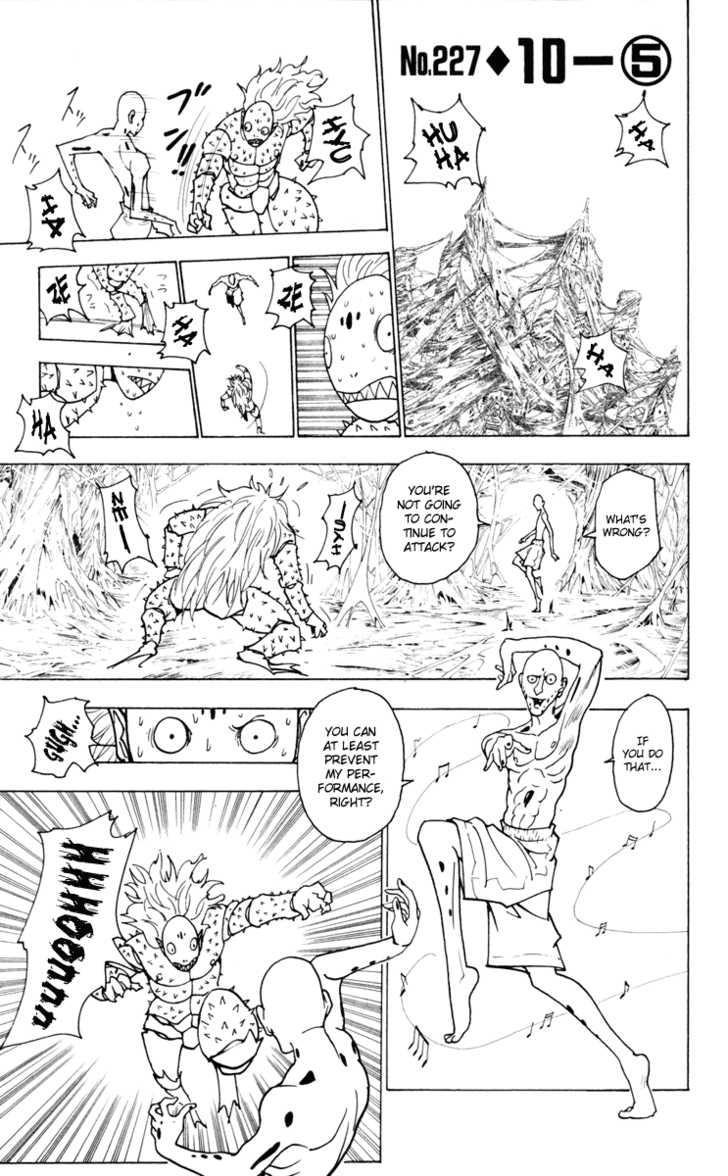 Hunter X Hunter 227 Page 1