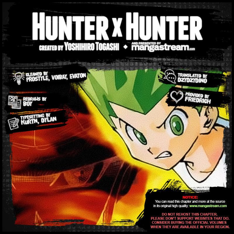 Hunter X Hunter 351 Page 2