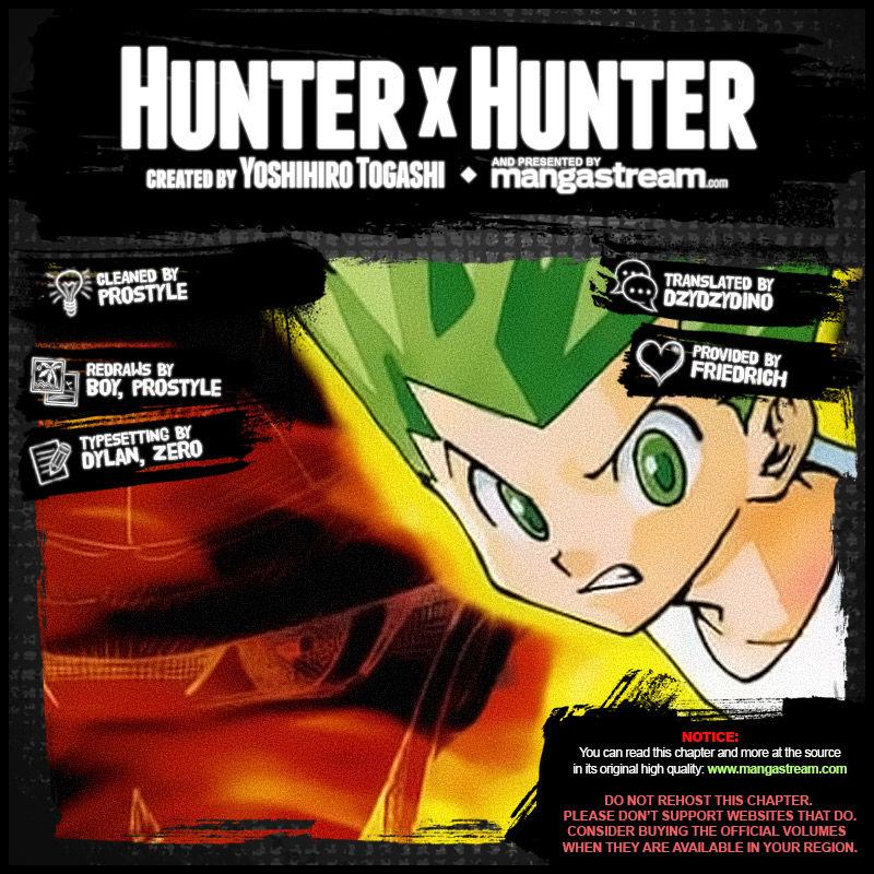 Hunter X Hunter 355 Page 2