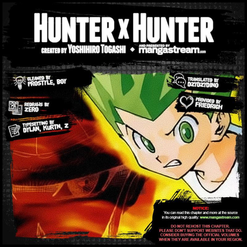 Hunter X Hunter 357 Page 2