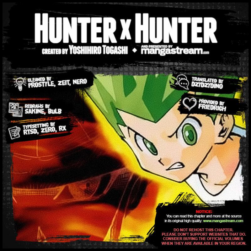 Hunter X Hunter 382 Page 2