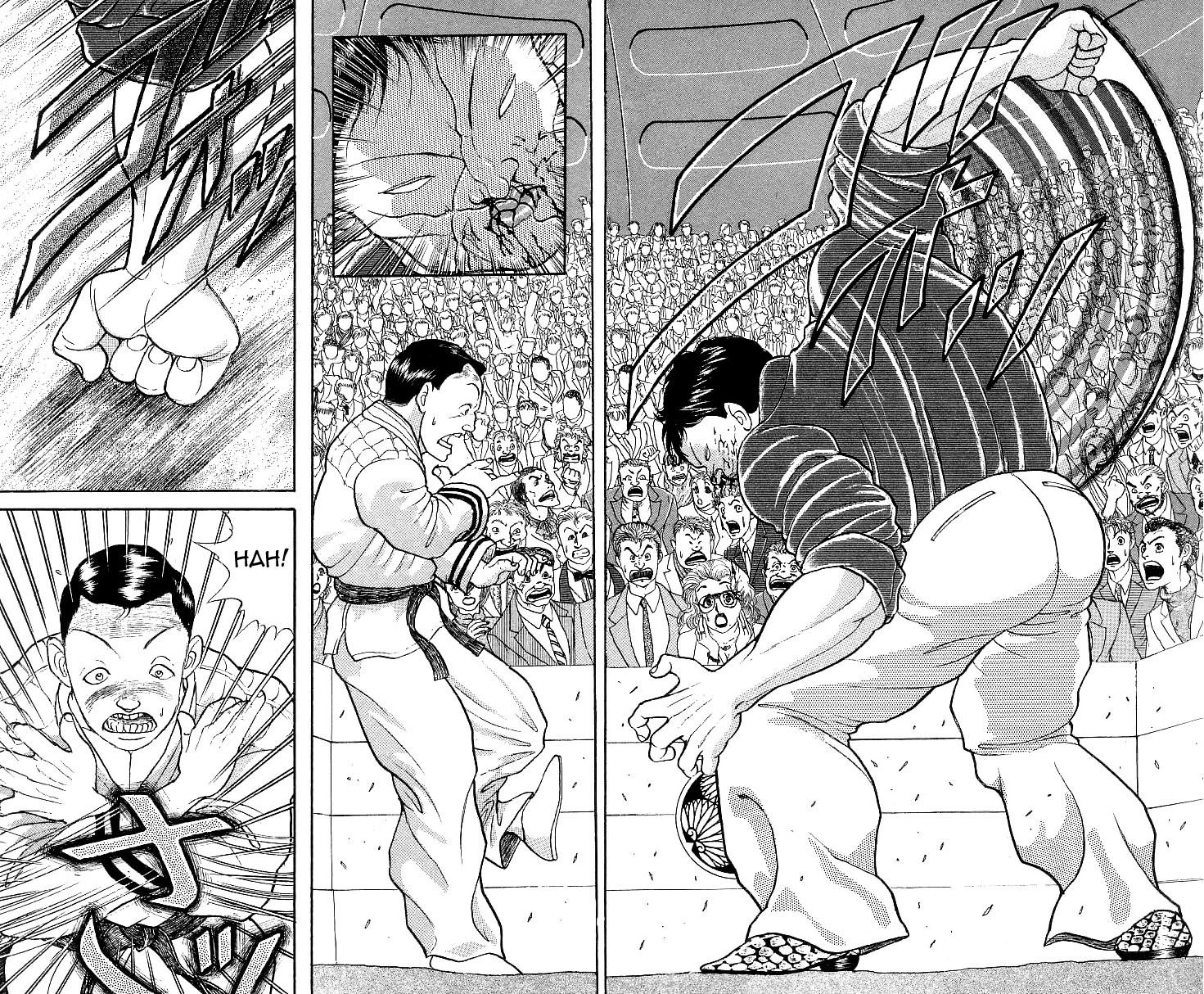 Grappler Baki 201 Page 2