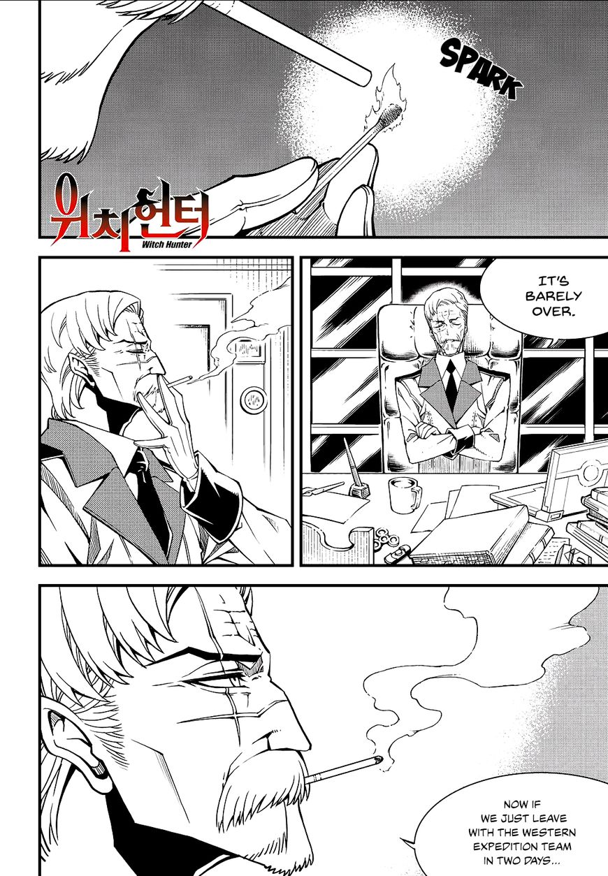 Witch Hunter 201 Page 2